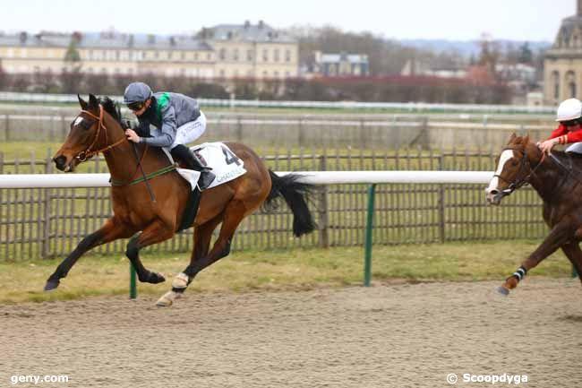 12/01/2019 - Chantilly - Prix du Carrefour Saint-Léonard : Result
