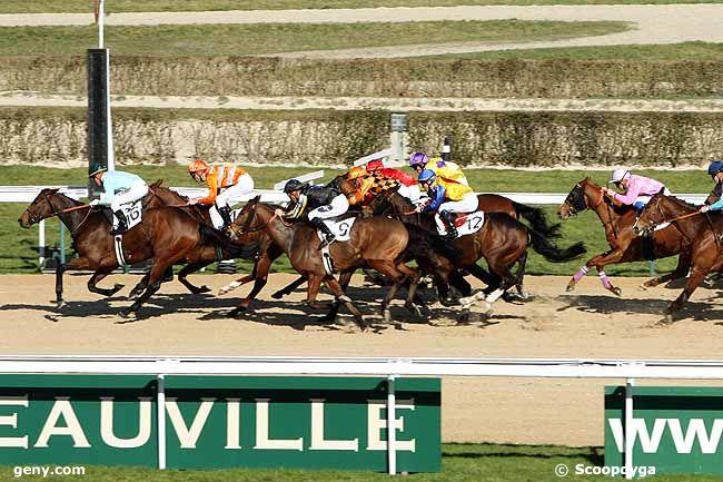 06/03/2009 - Deauville - Prix du Mont Saint-Jean : Arrivée