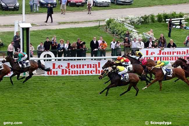 10/05/2009 - ParisLongchamp - Prix de Chevilly : Arrivée