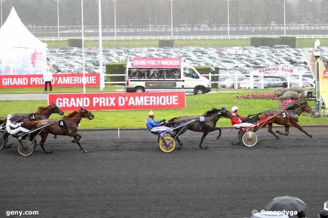 26/01/2014 - Vincennes - Prix de Montréal : Arrivée