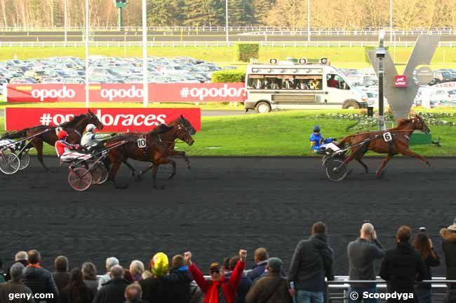 27/12/2015 - Vincennes - Prix Ténor de Baune : Arrivée