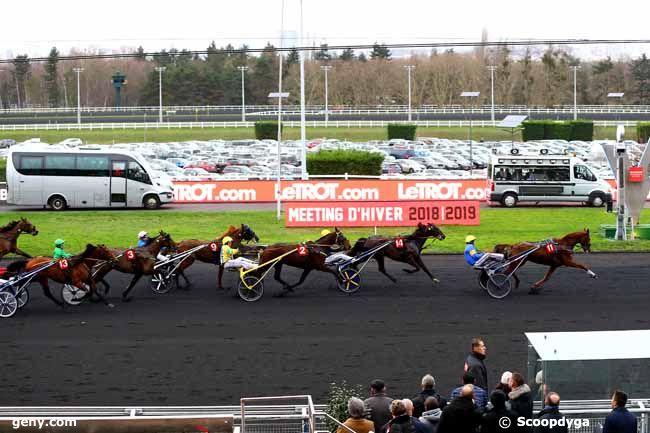 13/01/2019 - Vincennes - Grand Prix de Belgique : Arrivée