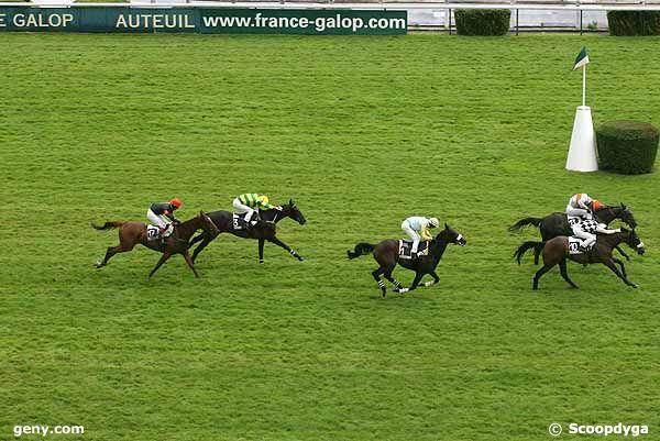 22/06/2007 - Auteuil - Prix Chinco : Arrivée