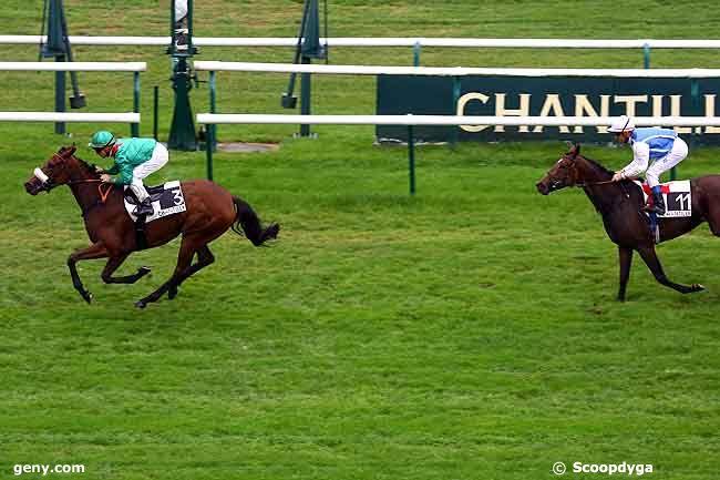 06/10/2009 - Chantilly - Prix Charles Laffitte : Arrivée