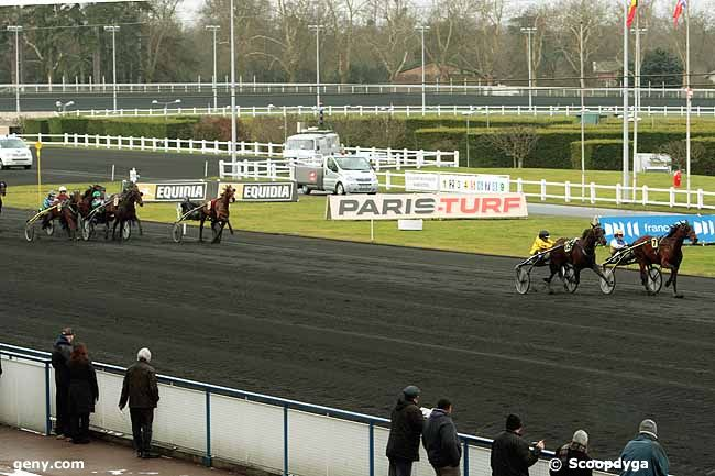 10/02/2010 - Vincennes - Prix de l'Ille-et-Vilaine : Arrivée