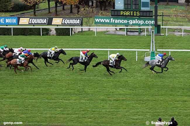 09/11/2010 - Saint-Cloud - Prix du Rhin : Arrivée