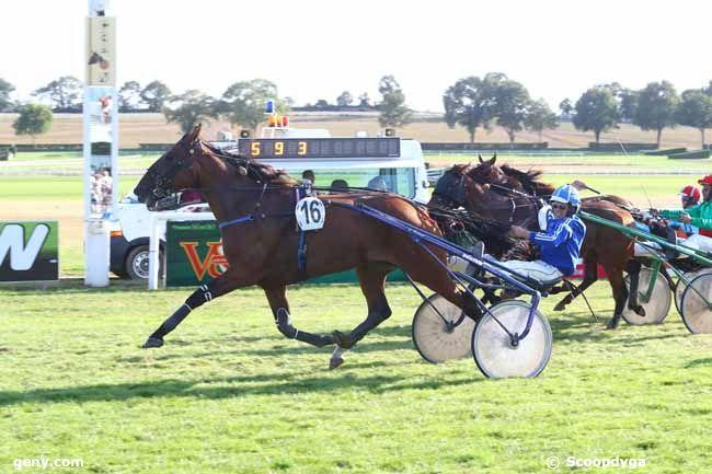 02/09/2018 - Craon - Trophée Vert des Amateurs (Finale) : Arrivée