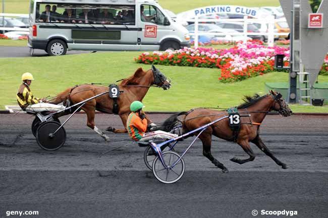 06/06/2009 - Vincennes - Prix de Nogent-sur-Marne : Arrivée