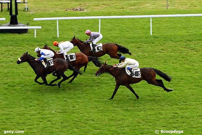 11/06/2009 - Maisons-Laffitte - Prix de la Forêt de Saint-Germain : Arrivée