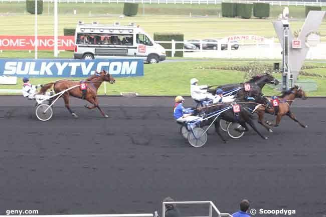 15/02/2011 - Vincennes - Prix de Bercy (gr A) : Arrivée
