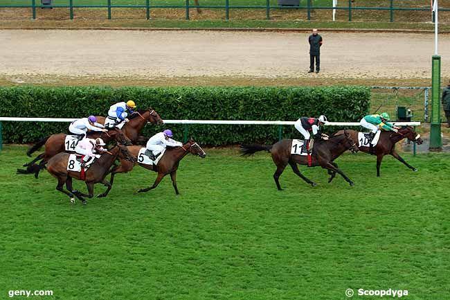 11/09/2012 - Chantilly - Prix de Survilliers : Arrivée