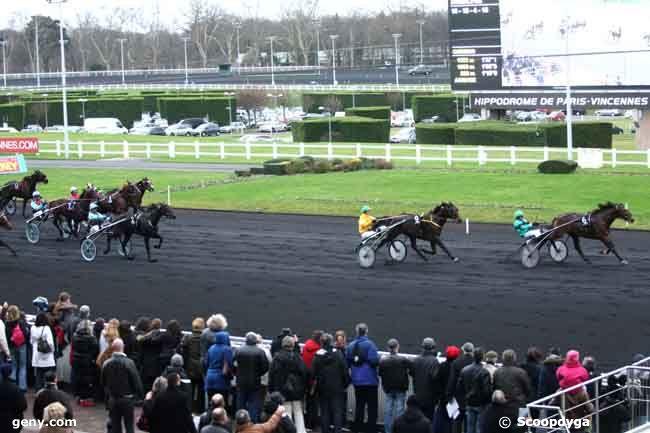 23/12/2012 - Vincennes - Critérium Continental : Arrivée
