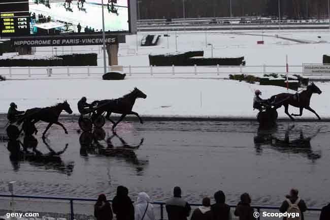 19/12/2010 - Vincennes - Coupe Inter-Régionale des 3 Ans : Arrivée