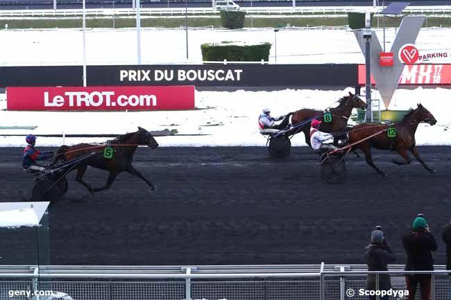 10/02/2018 - Vincennes - Prix du Bouscat : Arrivée