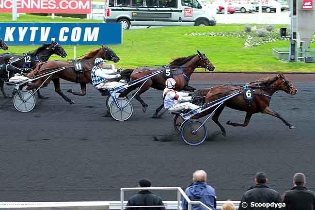 01/01/2012 - Vincennes - Prix de Meulan : Arrivée