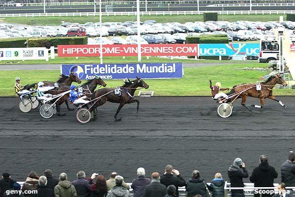 06/01/2013 - Vincennes - Prix de Lille : Arrivée
