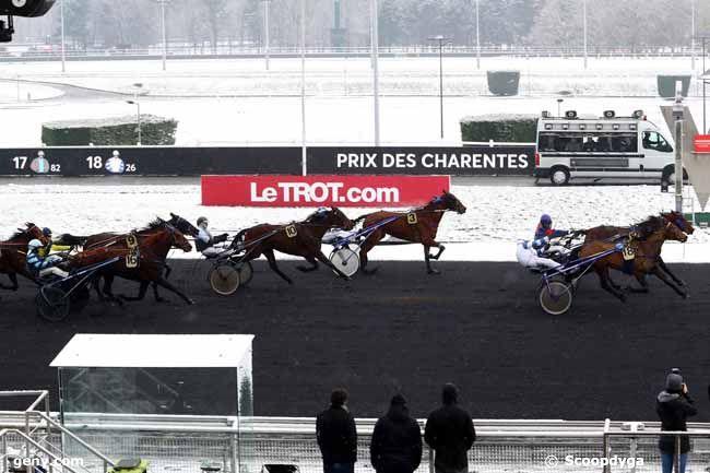 05/02/2018 - Vincennes - Prix des Charentes : Arrivée