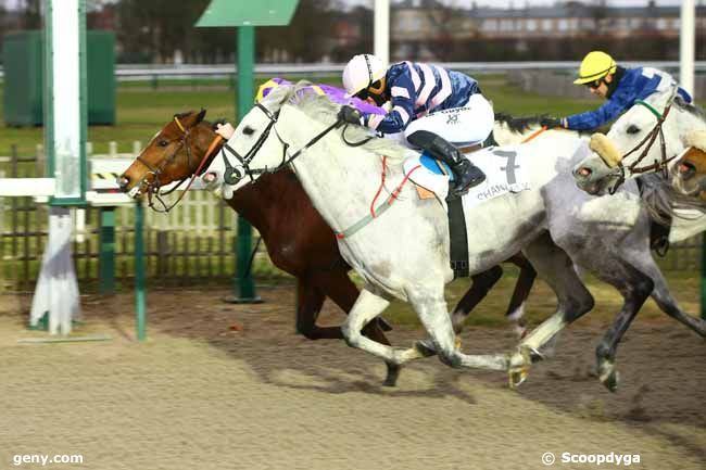 12/01/2019 - Chantilly - Prix de Presles : Result