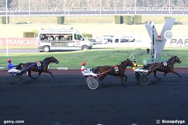 02/01/2008 - Vincennes - Prix de Poitiers : Arrivée