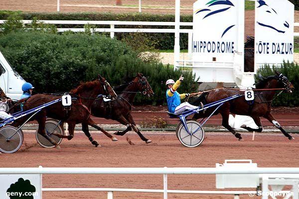 14/01/2011 - Cagnes-sur-Mer - Prix de la Côte d'Azur - Botanica : Arrivée