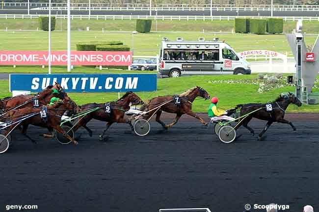 09/01/2012 - Vincennes - Prix de l'Aveyron : Arrivée