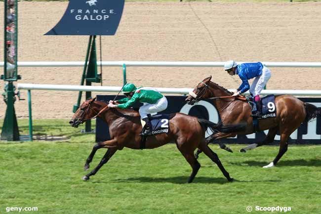 17/06/2012 - Chantilly - Prix de Diane Longines : Arrivée