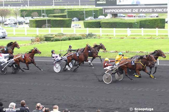 07/12/2013 - Vincennes - Prix du Bourbonnais : Arrivée