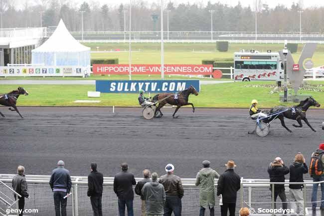 26/01/2012 - Vincennes - Prix de la Thiérache : Arrivée
