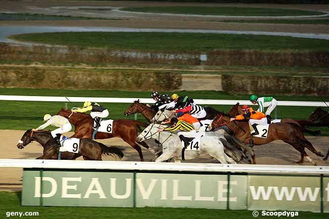 04/01/2013 - Deauville - Prix de Creully : Arrivée