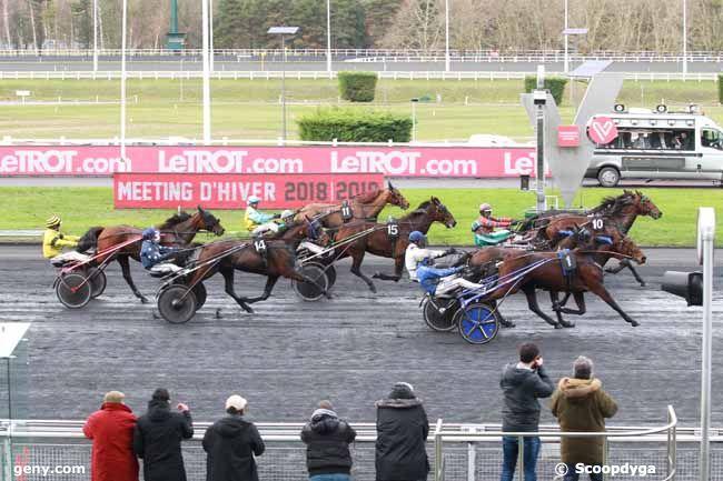21/12/2018 - Vincennes - Prix d'Amboise : Arrivée