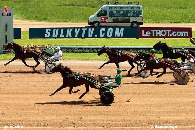 16/05/2012 - Caen - Prix Georges Dreux : Arrivée