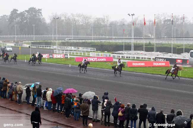 21/01/2018 - Vincennes - Prix de Cornulier - RMC : Arrivée