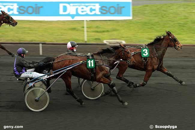 08/02/2010 - Vincennes - Prix de Rethel : Arrivée