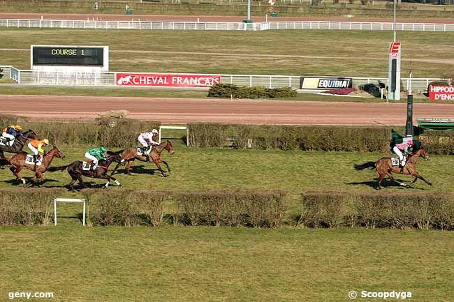 09/03/2010 - Enghien - Prix Spumate : Arrivée