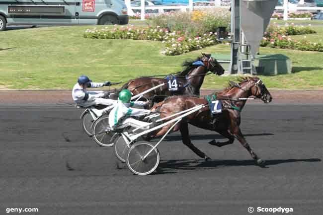 03/09/2011 - Vincennes - Critérium des 5 Ans : Arrivée