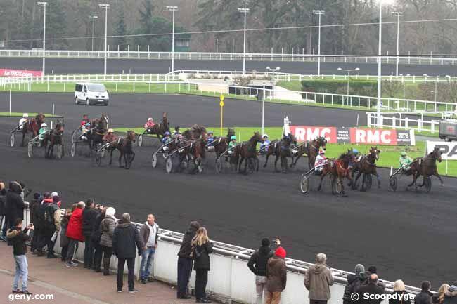 26/12/2014 - Vincennes - Prix de Salvanhac : Arrivée