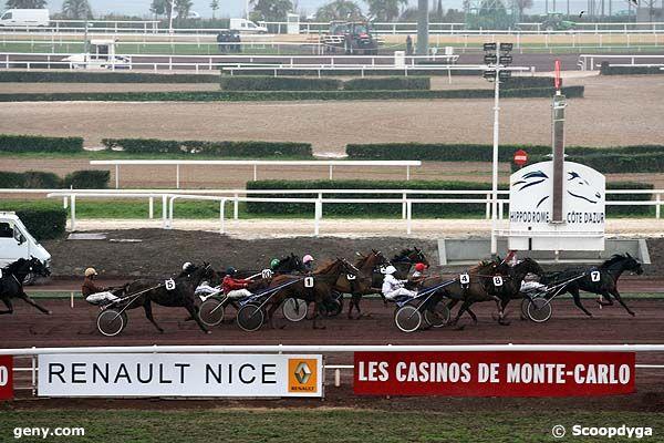 10/01/2008 - Cagnes-sur-Mer - Prix de la Côte d'Azur : Arrivée