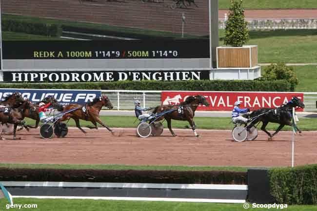 30/07/2011 - Enghien - Prix de la Méditerranée : Arrivée