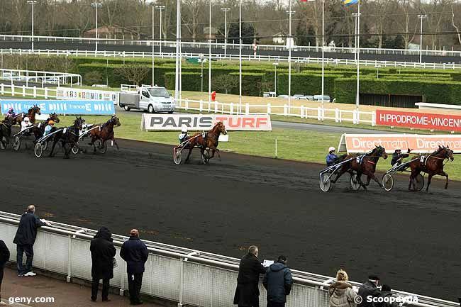 14/02/2012 - Vincennes - Prix de Bercy : Arrivée