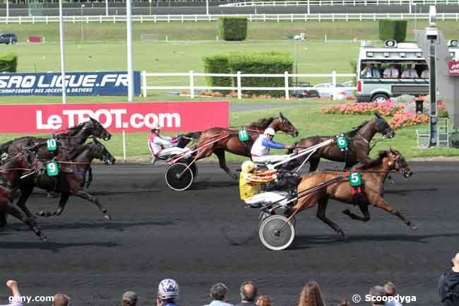 07/09/2013 - Vincennes - Prix de Montier-en-Der : Arrivée