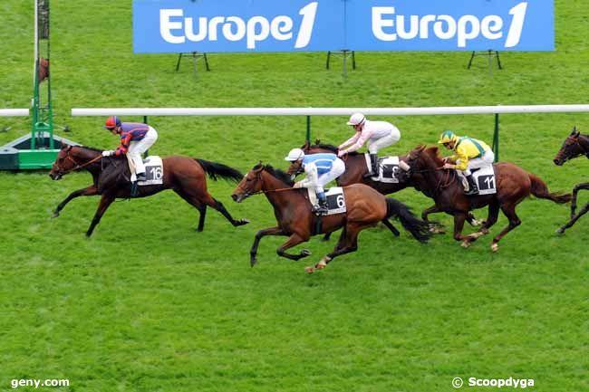 14/05/2009 - ParisLongchamp - Prix des Epinettes : Arrivée