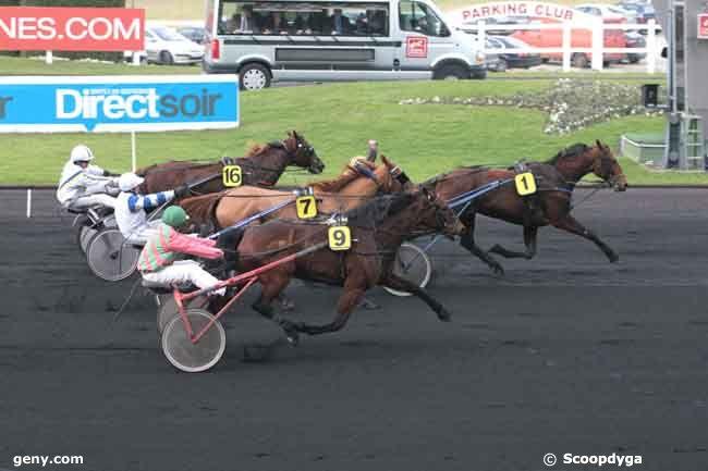 15/01/2011 - Vincennes - Prix du Forez : Arrivée