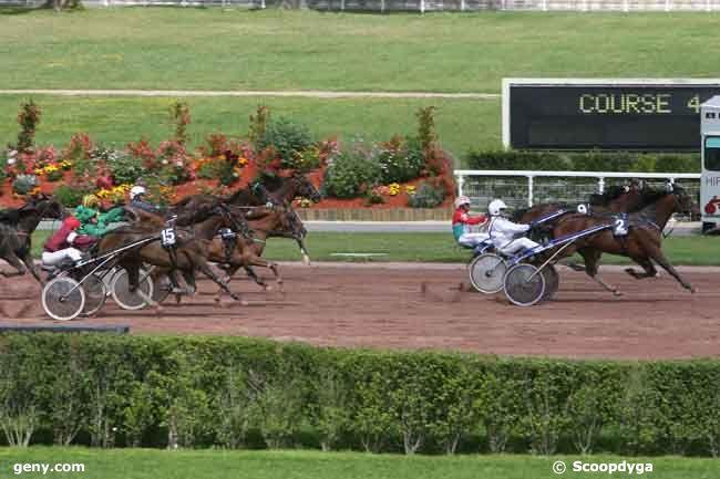 30/07/2011 - Enghien - Prix de Milan : Arrivée
