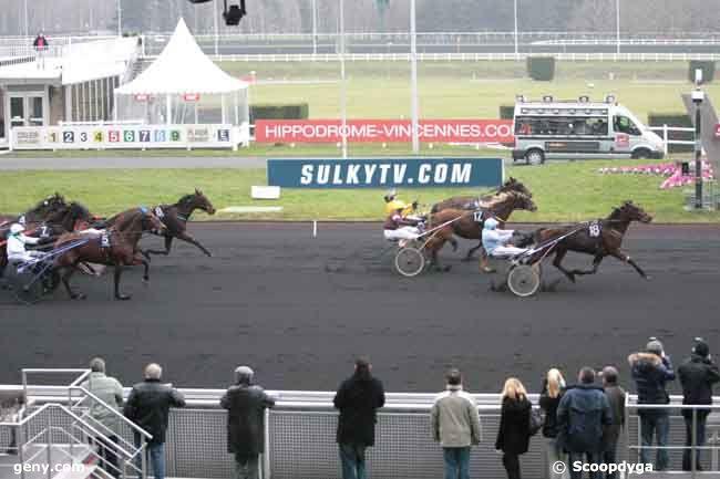 30/01/2012 - Vincennes - Prix de Rethel : Arrivée