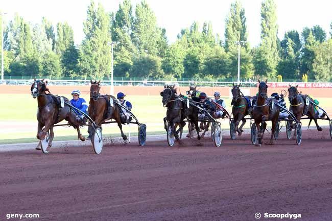 12/07/2019 - Cabourg - Prix du Sap : Arrivée