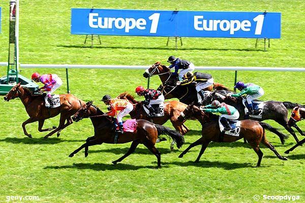 19/05/2011 - ParisLongchamp - Prix de Chevilly : Arrivée