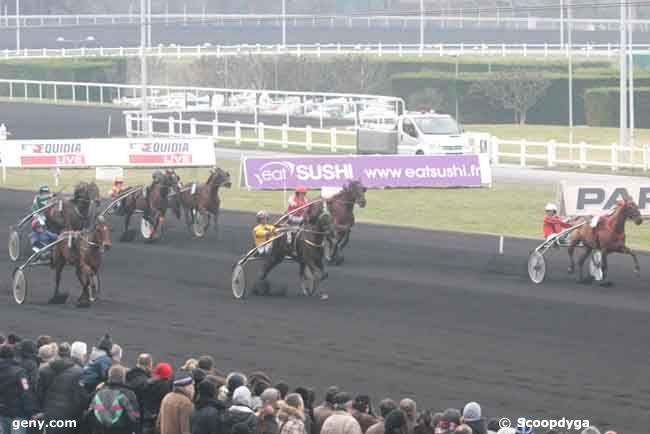12/02/2012 - Vincennes - Prix des Vosges : Arrivée