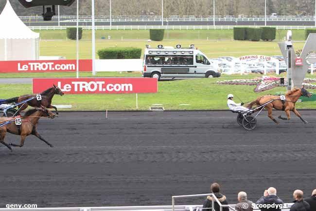 28/01/2016 - Vincennes - Prix de Yonkers Raceway : Arrivée