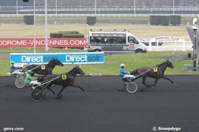 05/01/2011 - Vincennes - Prix de Lignières : Arrivée