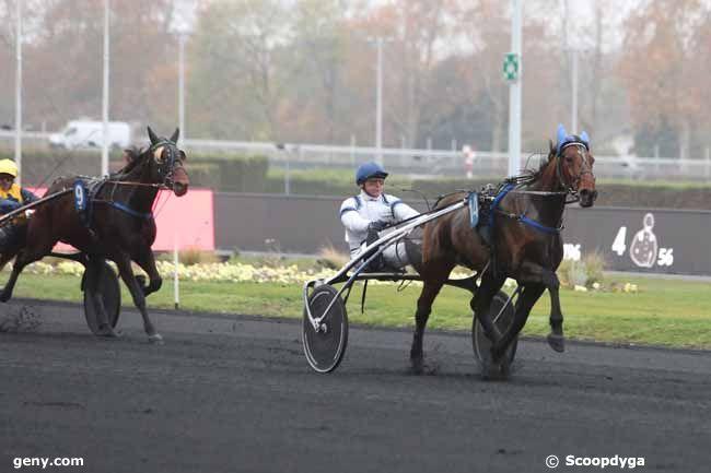 15/11/2018 - Vincennes - Prix de Belfort : Arrivée